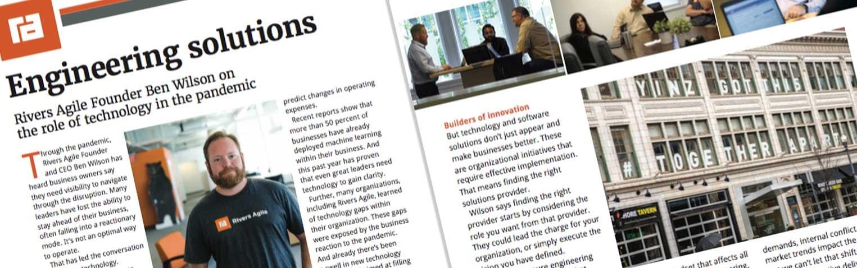 Smart Business Magazine March Corporate Profile