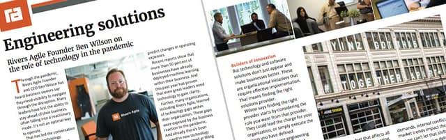 Smart Business Magazine March Corporate Profile