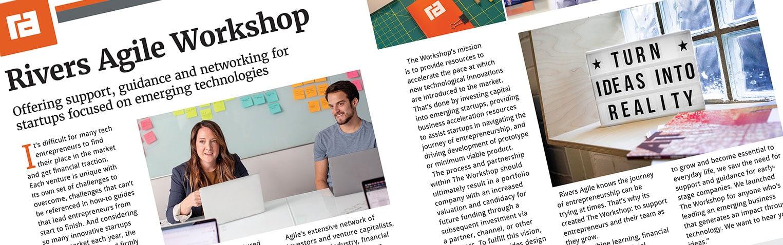 Smart Business Magazine April Corporate Profile